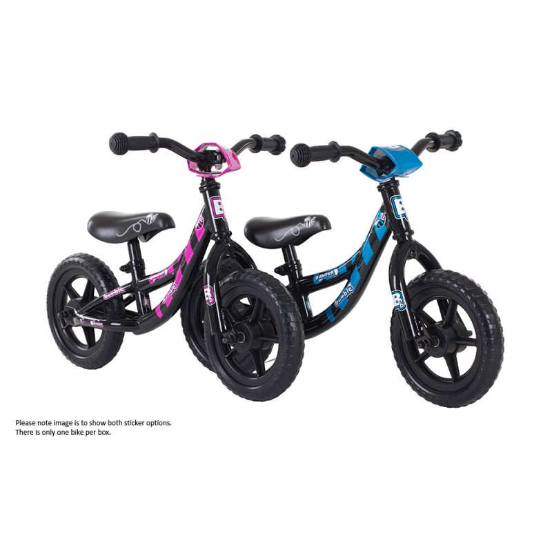 "Bumper balance bike 10"" wheels"